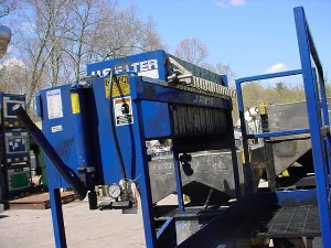 3 cu.ft. US Filter /JWI Filter Press