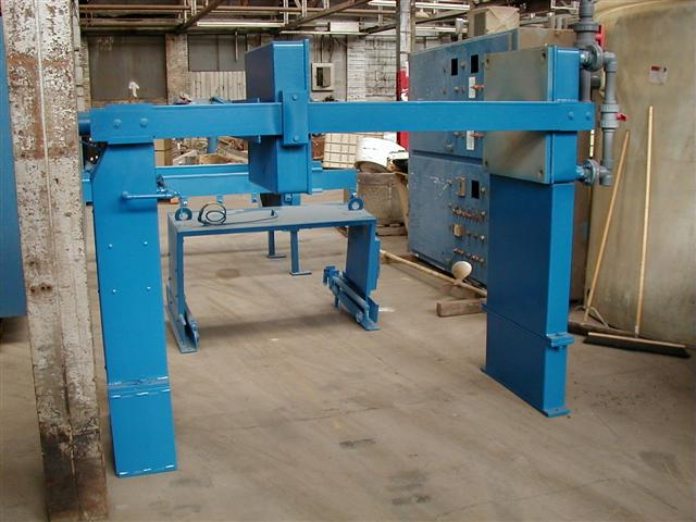 Filter Press - Filter Tech   6 Cu.Ft.