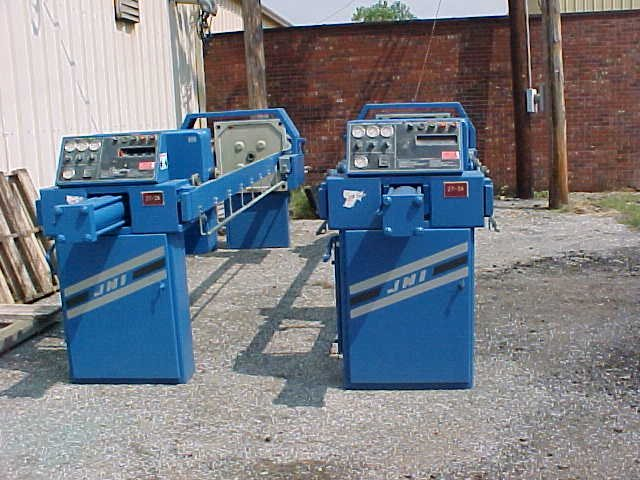 Filter Press - JWI   20 Cu.Ft.